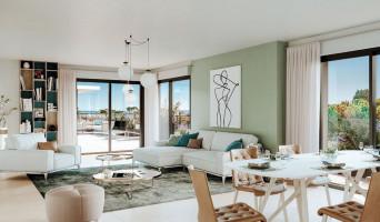 Cagnes-sur-Mer programme immobilier neuve « Odyssea » en Loi Pinel  (3)
