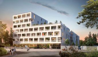 Lormont programme immobilier neuve « Latitude » en Loi Pinel  (2)
