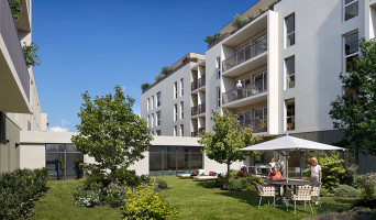 Challes-les-Eaux programme immobilier neuve « Le Carré Joséphine »