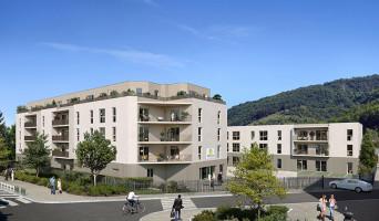 Challes-les-Eaux programme immobilier neuve « Le Carré Joséphine »  (2)
