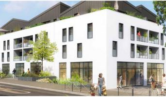 Caen programme immobilier neuve « Plenitude »