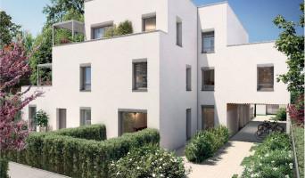 Lyon programme immobilier neuve « Passage du Jour » en Loi Pinel  (2)