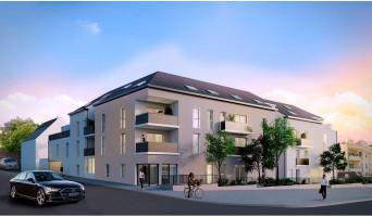 Nantes programme immobilier rénové « Le Petit Saint Laurent » en loi pinel