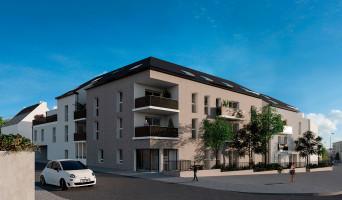 Nantes programme immobilier neuve « Le Petit Saint Laurent » en Loi Pinel  (2)