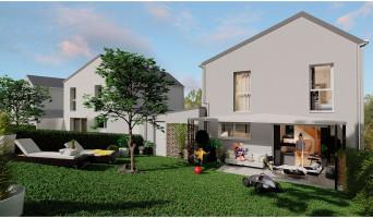 Carquefou programme immobilier neuve « Le Domaine du Castel » en Loi Pinel  (4)