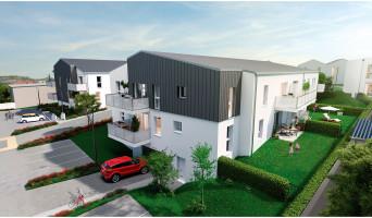 Carquefou programme immobilier neuve « Le Domaine du Castel » en Loi Pinel  (5)