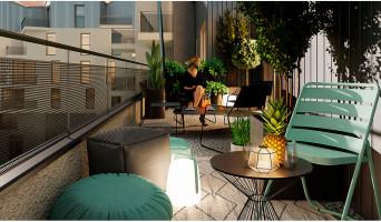 Tours programme immobilier neuve « Le Diapason Tr. 1 » en Loi Pinel  (3)