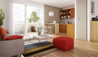 Reims programme immobilier neuve « Les Terrasses de Reims »