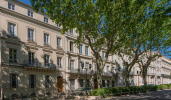 Nîmes programme immobilier à rénover « La Demeure du Bâtonnier » en Déficit Foncier  (3)