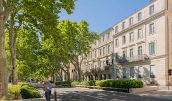 Nîmes programme immobilier à rénover « La Demeure du Bâtonnier » en Déficit Foncier  (4)