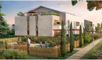 Toulouse programme immobilier rénové « Les Cèdes Bleus » en loi pinel