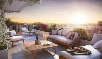Marseille programme immobilier rénové « Éloquence » en loi pinel