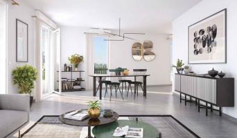 Marseille programme immobilier neuve « Éloquence » en Loi Pinel  (3)