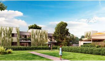 Talence programme immobilier neuve « Komorébi » en Loi Pinel