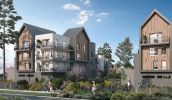 Amiens programme immobilier neuve « Greenwood »
