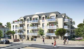 Concarneau programme immobilier neuve « La Corniche II » en Loi Pinel  (2)