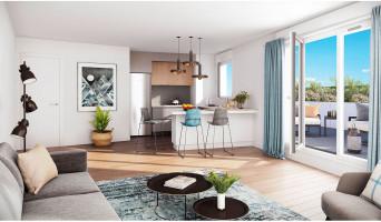 Drancy programme immobilier rénové « Arboria » en loi pinel
