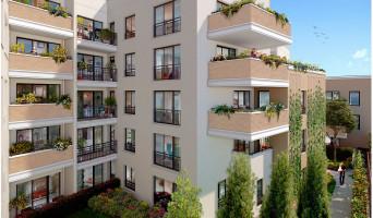 Drancy programme immobilier neuve « Arboria » en Loi Pinel  (2)