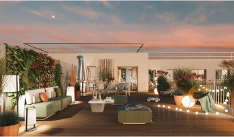Clichy programme immobilier neuve « Cydonia »