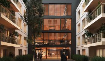 Clichy programme immobilier neuve « Cydonia »  (2)