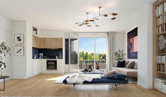 Saint-Cloud programme immobilier neuve « Onyx » en Loi Pinel  (3)