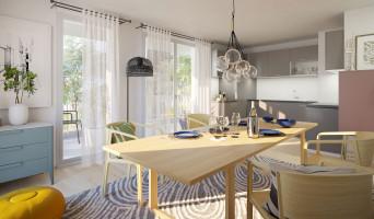 Saint-Jacques-de-la-Lande programme immobilier neuve « Programme immobilier n°217878 » en Loi Pinel  (3)