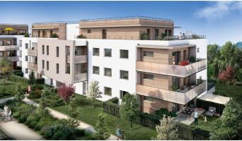 Allonzier-la-Caille programme immobilier rénové « Résidence n°217880 » en loi pinel