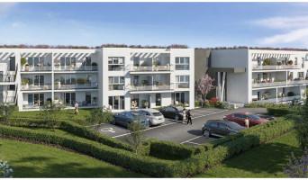 Vitrolles programme immobilier neuve « Le Rocher Blanc »
