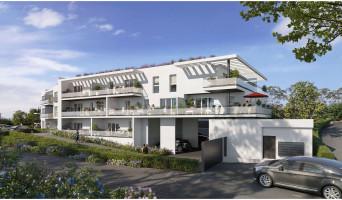 Vitrolles programme immobilier neuve « Le Rocher Blanc »  (2)