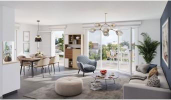 Vitrolles programme immobilier neuve « Le Rocher Blanc »  (3)