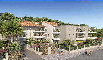 Le Lavandou programme immobilier neuve « Pavillon Ravello »