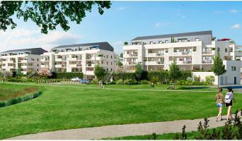 Angers programme immobilier neuf « Trio Verde » en Loi Pinel