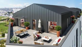 Angers programme immobilier neuve « Trio Verde » en Loi Pinel  (2)