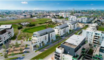 Angers programme immobilier neuve « Trio Verde » en Loi Pinel  (3)