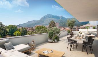 Grenoble programme immobilier rénové « La Manufacture » en loi pinel