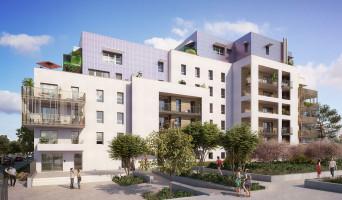 Grenoble programme immobilier neuve « La Manufacture » en Loi Pinel  (2)