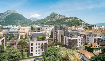Grenoble programme immobilier neuve « La Manufacture » en Loi Pinel  (3)