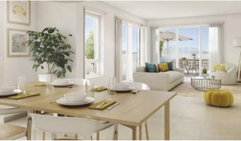 Grenoble programme immobilier neuve « La Manufacture » en Loi Pinel  (4)
