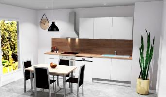 Grenoble programme immobilier neuve « La Manufacture » en Loi Pinel  (5)
