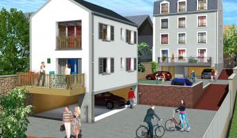 Hardricourt programme immobilier rénové « Central Avenue » en loi pinel