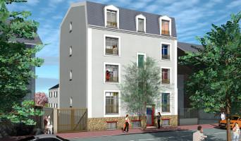 Hardricourt programme immobilier neuve « Central Avenue » en Loi Pinel  (2)