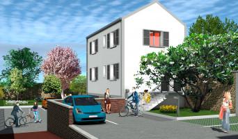 Hardricourt programme immobilier neuve « Central Avenue » en Loi Pinel  (3)