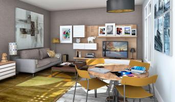 Hardricourt programme immobilier neuve « Central Avenue » en Loi Pinel  (4)