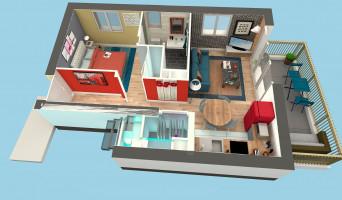 Hardricourt programme immobilier neuve « Central Avenue » en Loi Pinel  (5)