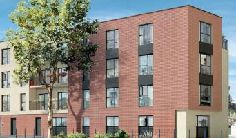 Dammarie-les-Lys programme immobilier neuve « Grand Angle » en Loi Pinel