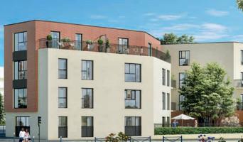 Dammarie-les-Lys programme immobilier neuve « Grand Angle » en Loi Pinel  (2)