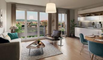 Dammarie-les-Lys programme immobilier neuve « Grand Angle » en Loi Pinel  (3)