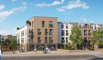 Conflans-Sainte-Honorine programme immobilier neuf « Les Reflets d'Eos » en Loi Pinel