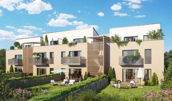 Conflans-Sainte-Honorine programme immobilier neuve « Les Reflets d'Eos » en Loi Pinel  (2)