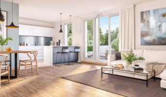 Conflans-Sainte-Honorine programme immobilier neuve « Les Reflets d'Eos » en Loi Pinel  (3)